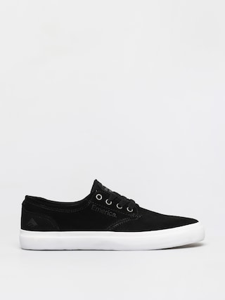 Buty Emerica The Romero Laced (black/white/gum)
