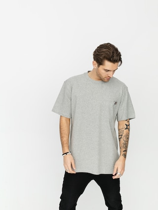 T-shirt Dickies Porterdale (heather grey)