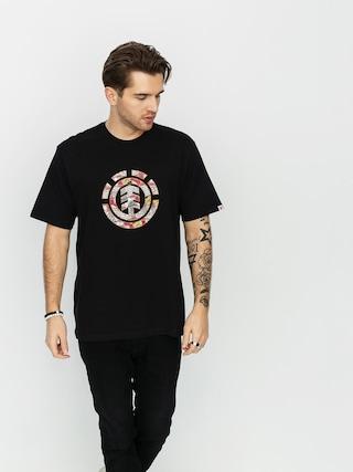 T-shirt Element Origins Icon (flint black)