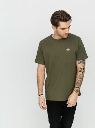 T-shirt Dickies Stockdale (dark olive)