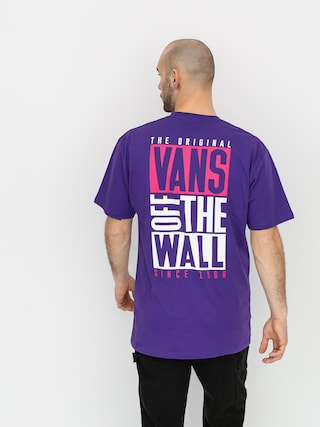 T-shirt Vans New Stax (heliotrope)