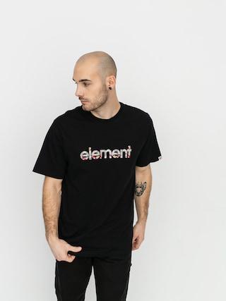 T-shirt Element Origins (flint black)