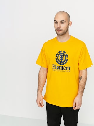 T-shirt Element Vertical (gold)