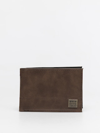 Portfel Quiksilver New Stitchy (chocolate brown)