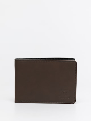 Portfel Quiksilver Slim Vintage IV (chocolate brown)