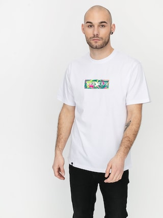 T-shirt Nervous Acid Box (white)