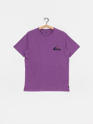 T-shirt Quiksilver Og Quik Original (crushed grape)