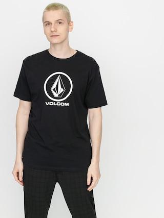 T-shirt Volcom Crisp Stone Bsc (black)