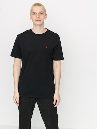 T-shirt Volcom Stone Blanks Bsc (black)