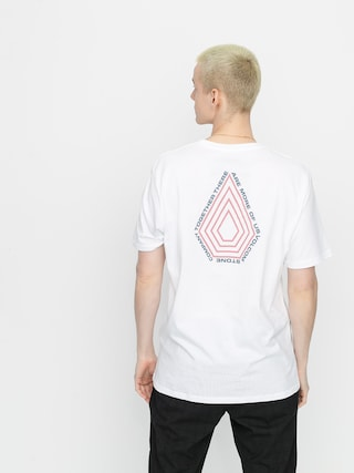 T-shirt Volcom Radiation Bsc (white)