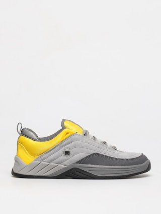 Buty DC Williams Slim (grey/yellow)