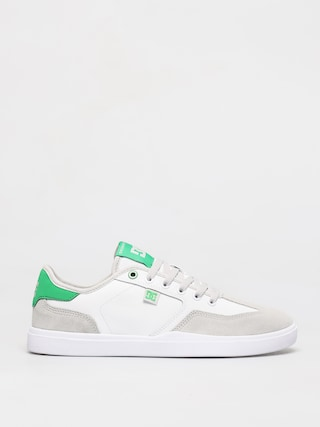 Buty DC Vestrey (white/grey/green)