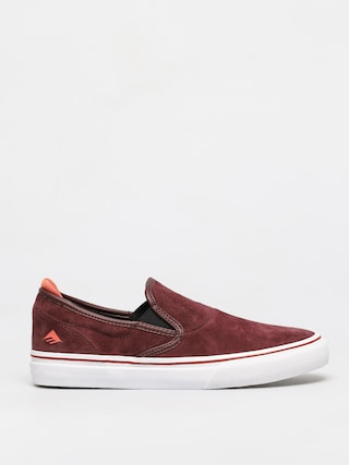 Buty Emerica Wino G6 Slip On (burgundy)