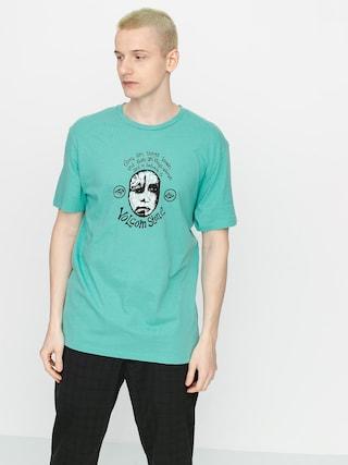 T-shirt Volcom In Between Ltw (mysto green)