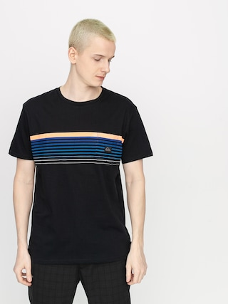 T-shirt Quiksilver Slab Pocket (black)