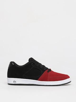 Buty eS Accel Slim (black/red/black)
