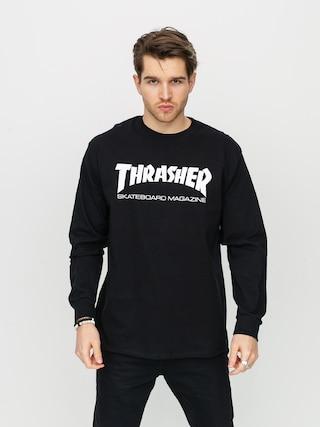 Longsleeve Thrasher Skate Mag (black)