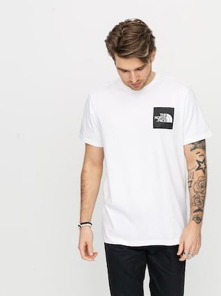 T-shirt The North Face Fine (white)