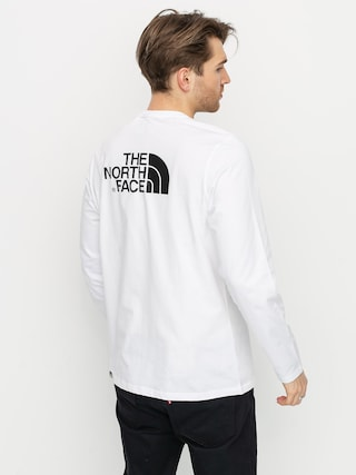 Longsleeve The North Face Easy (white)
