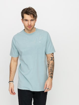 T-shirt Volcom Solid Stone Emb (cool blue)