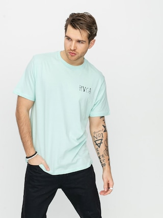 T-shirt RVCA Sea Song (dusty aqua)