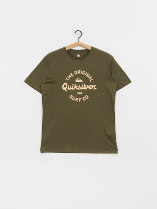 T-shirt Quiksilver Eye On The Storm (kalamata)