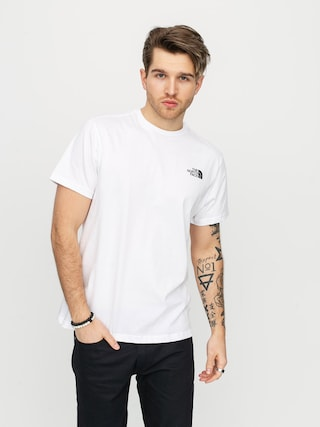 T-shirt The North Face Simple Dome (white)