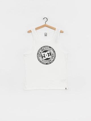 Koszulka DC Circle Star (snow white/black)
