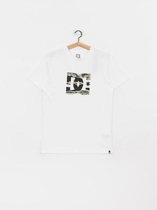 T-shirt DC Star 3 (snow white/camo)