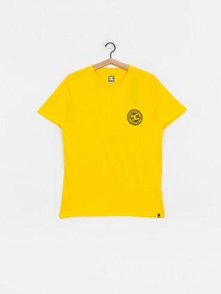 T-shirt DC Circle Star Fb 3 (dandelion/black)