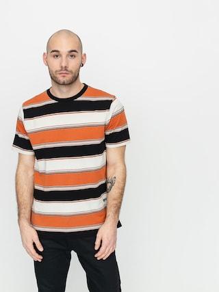 T-shirt Volcom Chromatic Crew (burnt orange)