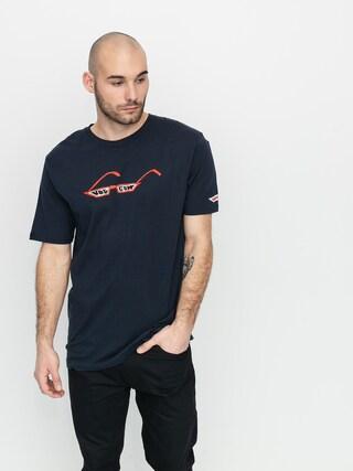 T-shirt Volcom Volifornia Bsc (navy)