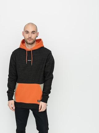 Bluza z kapturem Volcom Forzee HD (burnt orange)