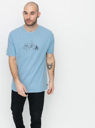 T-shirt Volcom S. Zubizarreta Fa (mysto green)