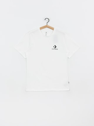 T-shirt Converse Left Chest Star (optical white)