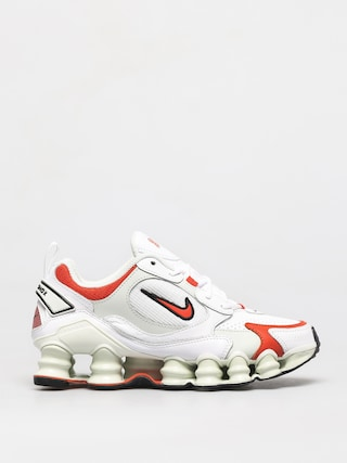 Buty Nike Shox Tl Nova Wmn (white/team orange spruce aura black)
