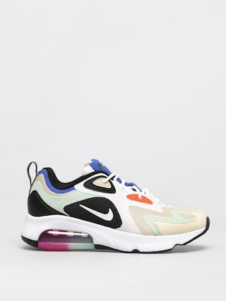 Buty Nike Air Max 200 Wmn (fossil/white black pistachio frost)
