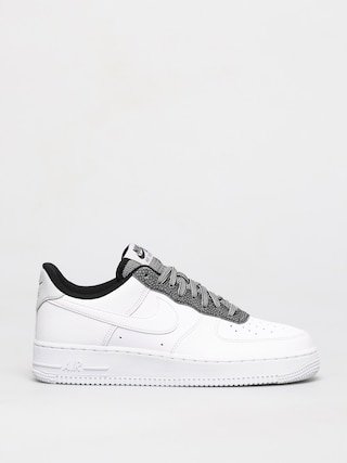 Buty Nike Air Force 1 07 Lv8 (white/white cool grey pure platinum)
