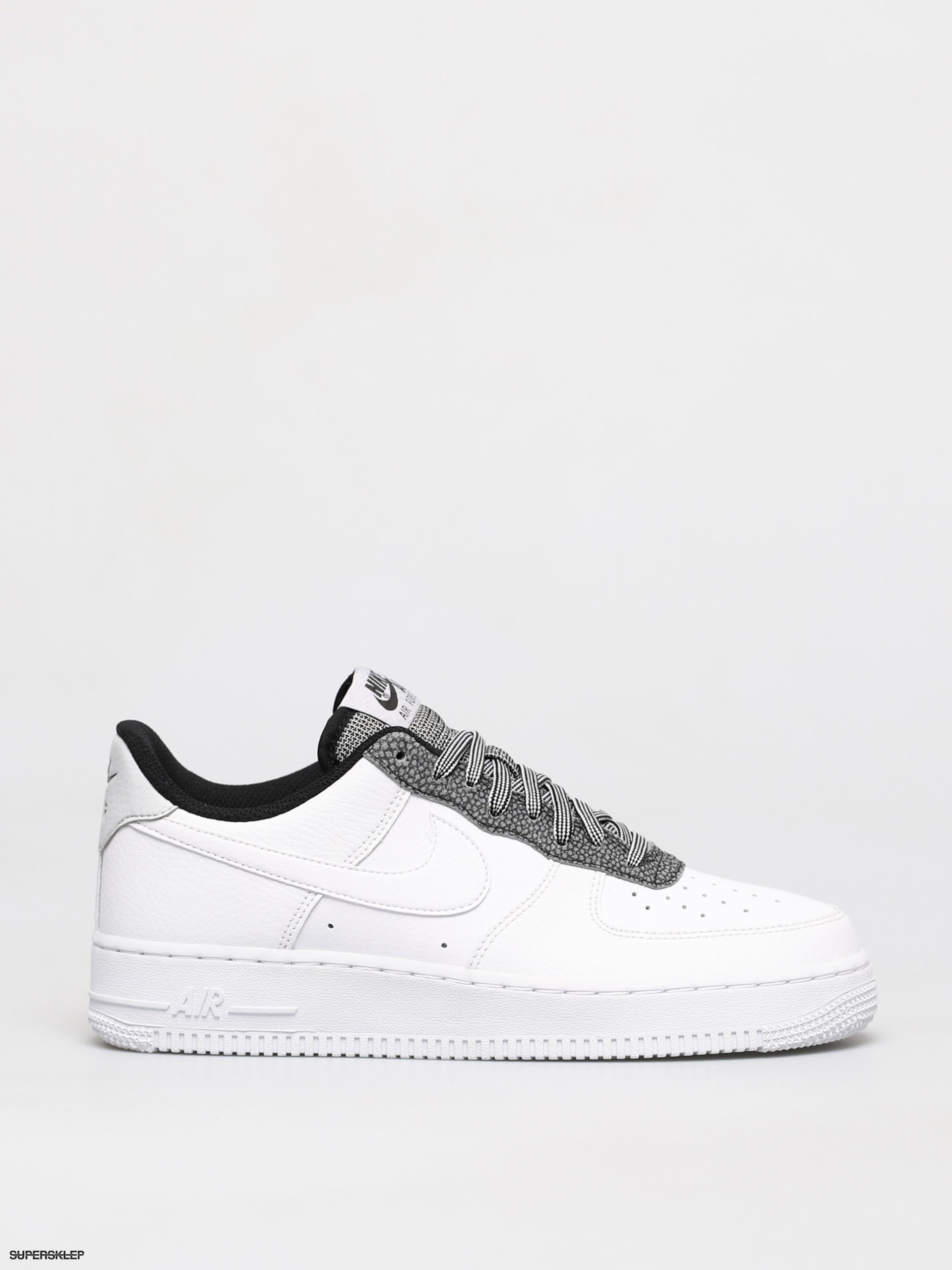 Buty Nike Air Force 1 07 Lv8 (whitewhite cool grey pure platinum)