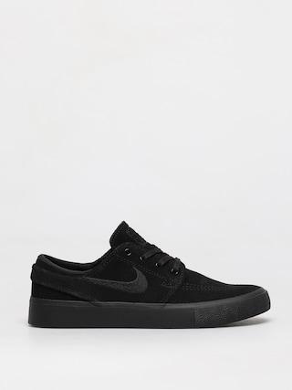 Buty Nike SB Sb Zoom Janoski Slip Rm (black/black black black)