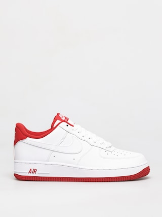 Buty Nike Air Force 1 07 1 (white/university red)