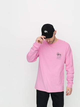Longsleeve Stussy Big & Meaty (pink)