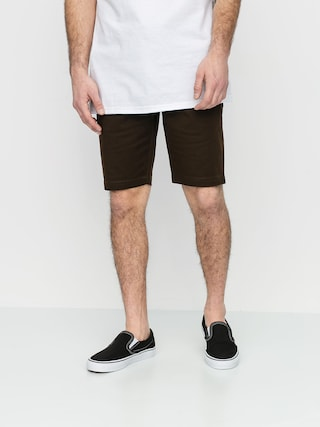 Szorty Volcom Frckn Mdn Strch (dark chocolate)