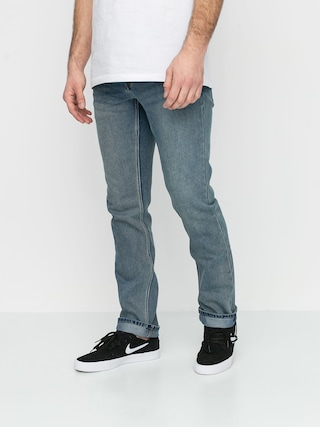Spodnie Volcom Vorta Denim (medium dirty blue)