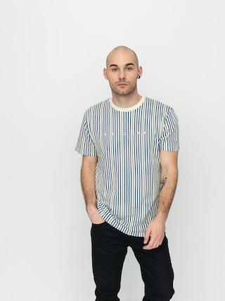 T-shirt Brixton Hilt Emb (dove)