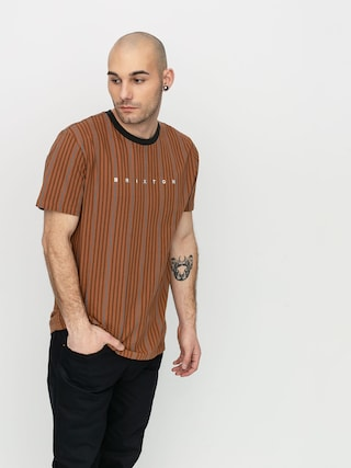 T-shirt Brixton Hilt Emb (hide)