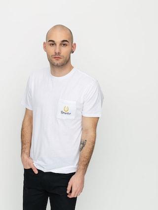 T-shirt Brixton Fortune Pkt (white)