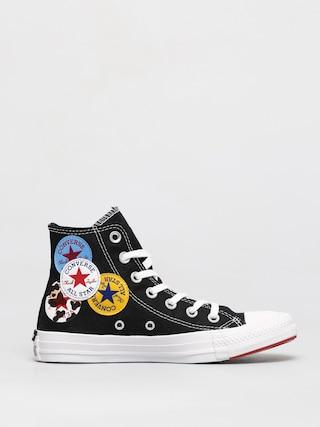 Trampki Converse Chuck Taylor All Star Multi Logo Hi (black)