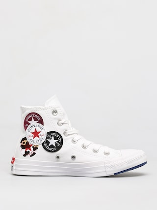 Trampki Converse Chuck Taylor All Star Multi Logo Hi (optical white)