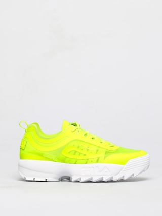 Buty Fila Disruptor Run (neon lime)